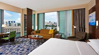 Hotel Jen Orchardgateway Singapore photos Room