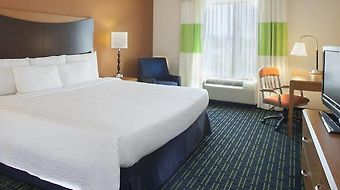 Fairfield Inn & Suites Cartersville photos Room