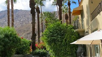 The Willows Historic Palm Springs Inn photos Room