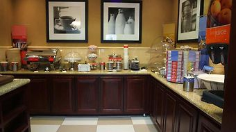 Hampton Inn Clinton photos Restaurant Hot Breakfast