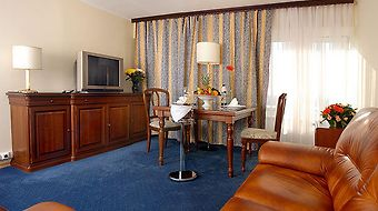Marins Park Hotel Novosibirsk photos Room Senior Suite