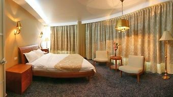 Boutique Hotel Khabarovsk City photos Room Deluxe Suite