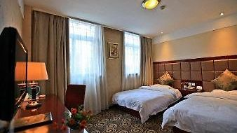Super 8 Hotel XI An Town Gods Temple-Cheng Huang Miao photos Room Twin Bed Room