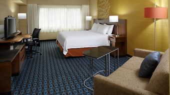 Fairfield Inn & Suites Parsippany photos Room