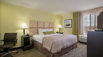 Candlewood Suites Midwest City photos Room