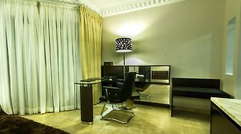 The Lilygate Lagos photos Room