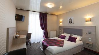 Citotel Le Challonge photos Room