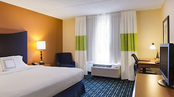 Fairfield Inn Evansville East photos Room
