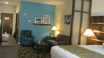Best Western Plus College Station Inn & Suites photos Room King Suite