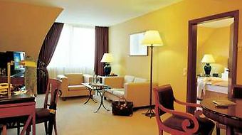 Hilton Mainz City photos Room King Junior Suite
