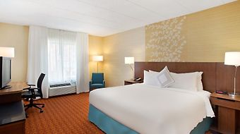 Fairfield Inn & Suites Chicago Midway Airport photos Room