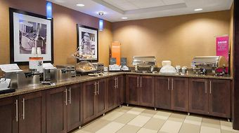 Hampton Inn Sioux Falls photos Restaurant Breakfast