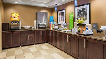 Hampton Inn Sioux Falls photos Restaurant Breakfast Area