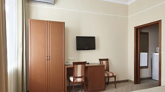 Bagration Hotel Moscow photos Room