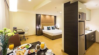 Aspen Suites Bangkok Nana Sukhumvit photos Room
