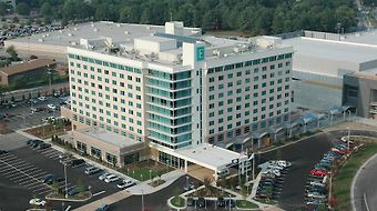 Embassy Suites Hampton Roads - Hotel, Spa & Convention Cente photos Exterior Hotel information