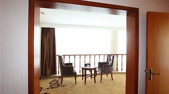 Baigang International Airport Hotel photos Room