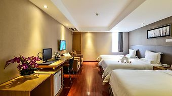Yingshang Dragon Pearl Hotel photos Room