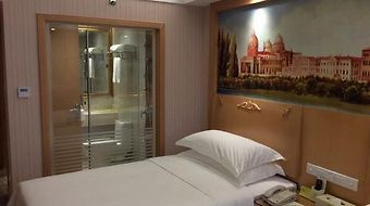 Welcome Inn - Dameisha Branch photos Room Deluxe Mountain View Twin Room