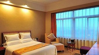Dongying Blue Horizon Center Point Hotel Kenli photos Room Standard King Room