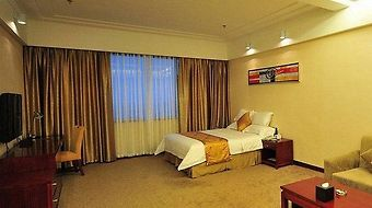 Dongying Blue Horizon Center Point Hotel Kenli photos Room Deluxe King Room