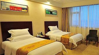 Dongying Blue Horizon Center Point Hotel Kenli photos Room Deluxe Twin Room