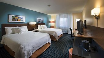 Fairfield Inn Huntsville photos Room
