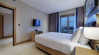 Doubletree By Hilton Hotel Istanbul - Tuzla photos Room