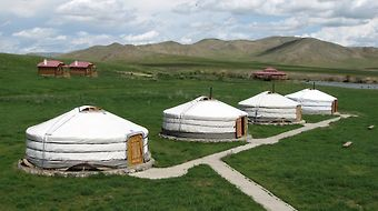 Steppe Nomads photos Room
