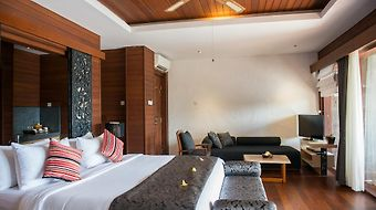 Black Penny Villas Ubud photos Room