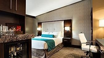 Ramada Plaza Springfield Hotel And Oasis Convention Center photos Room King Suite