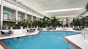Ramada Plaza Springfield Hotel And Oasis Convention Center photos Facilities Pool