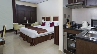 The View Al Barsha Hotel Apartments photos Room