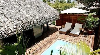 Hilton Moorea Lagoon Resort And Spa photos Facilities Garden Bungalow with Pool