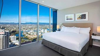 Surfers Paradise Residences Hilton photos Room 2 Bedroom Deluxe Residence