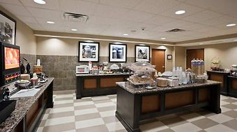 Hampton Inn & Suites-Dallas Allen, Tx photos Restaurant Breakfast Area