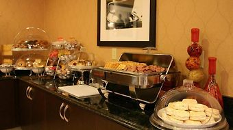 Hampton Inn & Suites Richmond/Virginia Center photos Restaurant Breakfast Area
