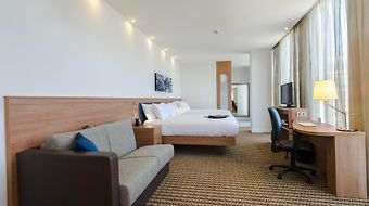 Hampton By Hilton Amsterdam Arena Boulevard photos Room