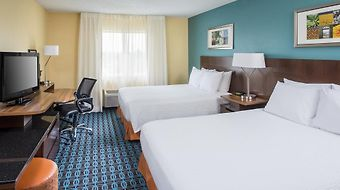 Fairfield Inn & Suites Chicago Tinley Park photos Room