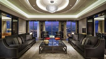 Hilton Istanbul Bomonti Hotel & Conference Center photos Room King Presidential Living Room