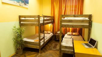 Moscow Home Hostel photos Room