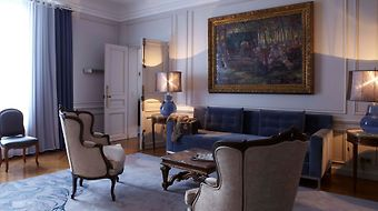 Hotel Lancaster Paris photos Room Suite Prestige Boris Pastoukhoff