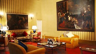 Grand Hotel Plaza Rome photos Room Mascagni Presidential Suite