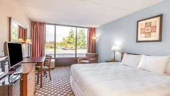 Days Inn Syracuse University photos Room 1 King Bed Room