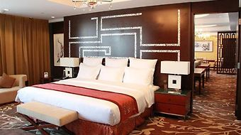 Doubletree By Hilton Hotel Shenyang photos Room Presidential Suite With Lounge Access