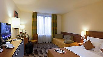 Mercure Hotel Hamburg City photos Room Superior Room With Two Single Beds