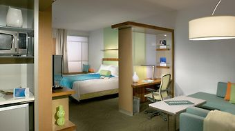 Springhill Suites Wichita East At Plazzio photos Room