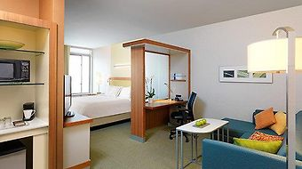 Springhill Suites By Marriott Raleigh Cary photos Room