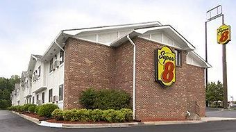 Super 8 Charlotte University photos Exterior