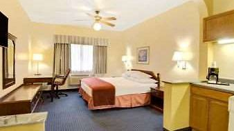 Howard Johnson Inn And Suites Central San Antonio photos Room King Suite